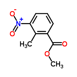 Methyl 2-methyl-3-nitrobenzoate