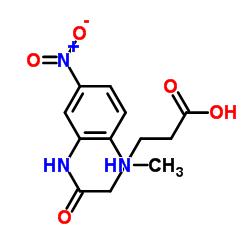 5-[2-(methylamino)-5-nitroanilino]-5-oxopentanoic acid