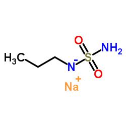 N-Propylsulfuric diamide-sodium