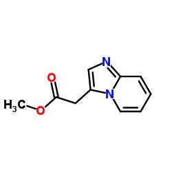 Imidazo[1,2-a]pyridine-3-acetic acid methyl ester