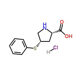(4S)-4-(Phenylthio)-L-proline Hydrochloride