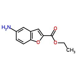Ethyl 5-aminobenzo[b]furan-2-carboxylate