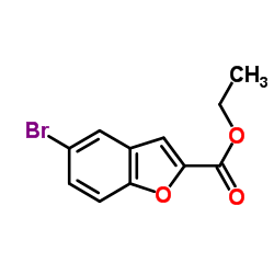 Ethyl 5-bromobenzofuran-2-carboxylate