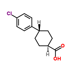 4-(4-Chlorophenyl)Cyclohexanecarboxylic Acid