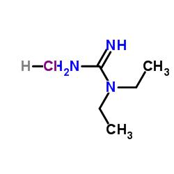 1,1-diethylguanidine,hydrochloride