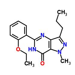 5-(2-Ethoxyphenyl)-1-methyl-3-n-propyl-1,6-dihydro-7H-pyrazolo[4,3-d]pyrimidin-7-one