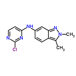 N-(2-chloropyrimidin-4-yl)-2,3-dimethylindazol-6-amine