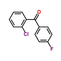(2-クロロフェニル)-(4-フルオロフェニル)メタノン