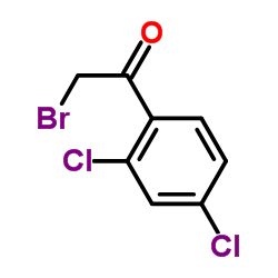 2-ブロモ-1-(2,4-ジクロロフェニル)エタノン