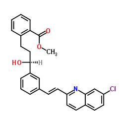 (S)-Methyl 2-(3-(3-(2-(7-chloroquinolin-2-yl)vinyl)phenyl)-3-hydroxypropyl)benzoate