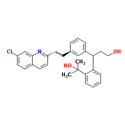(S)-1-(3-(2-(7-Chloroquinolin-2-yl)vinyl)phenyl)-3-(2-(2-hydroxypropan-2-yl)phenyl)propan-1-ol