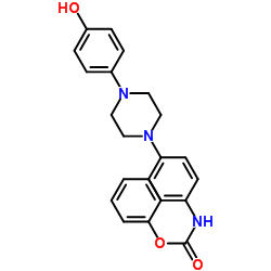 phenyl N-[4-[4-(4-hydroxyphenyl)piperazin-1-yl]phenyl]carbamate