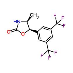 (4R、5S)-5-(3,5-ビス(トリフルオロメチル)フェニル)-4-メチルオキサゾリジン-2-オン