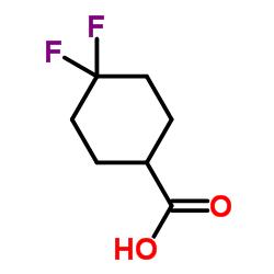 4,4-Difluorocyclohexanecarboxylic Acid