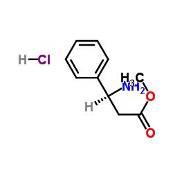 methyl (3S)-3-amino-3-phenylpropanoate,hydrochloride