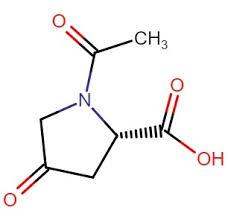 N-acetyl-4-oxo-L-proline