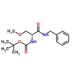 (R)-tert-ブチル1-(ベンジルアミノ)-3-メトキシ-1-オキソプロパン-2-イルカルバメート