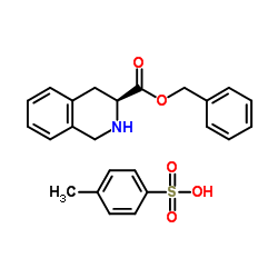Benzyl (S)-(-)-1,2,3,4-tetrahydro-3-isoquinolinecarboxylate p-toluenesulfonic acid salt