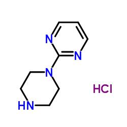 2-ピペラジン-1-イルピリミジン、塩酸塩