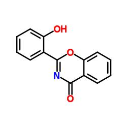 2-(2-Hydroxyphenyl)-4H-1,3-benzoxazin-4-one