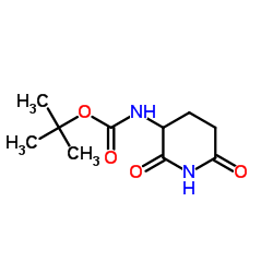 3-boc-amino-2,6-dioxopiperidine