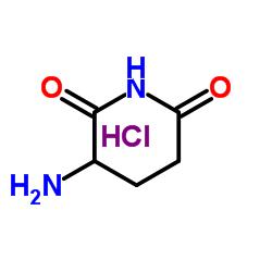 3-aminopiperidine-2,6-dione hydrochloride