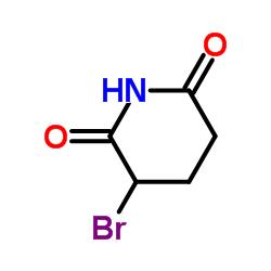 3-bromopiperidine-2,6-dione