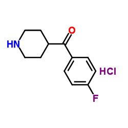 (4-フルオロフェニル)-ピペリジン-4-イルメタノン、塩酸塩
