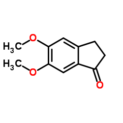 5,6-dimethoxy-2,3-dihydroinden-1-one