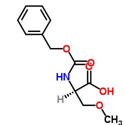 (2R)-3-methoxy-2-(phenylmethoxycarbonylamino)propanoic acid
