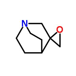 spiro[1-azabicyclo[2.2.2]octane-3,2'-oxirane]