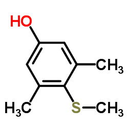 3,5-dimethyl-4-(methylsulfanyl)phenol