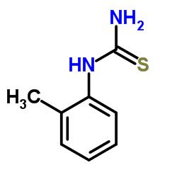 N-(2-メチルフェニル)チオ尿素