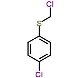 1-chloro-4-(chloromethylsulfanyl)benzene
