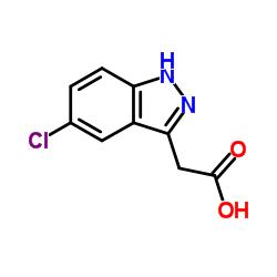 2-(5-chloro-2H-indazol-3-yl)acetic acid