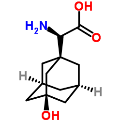 (2S)-Amino(3-hydroxyadamantan-1-yl)acetic acid