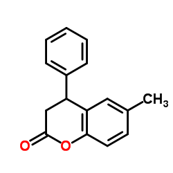 6-Methyl-4-phenylchroman-2-one