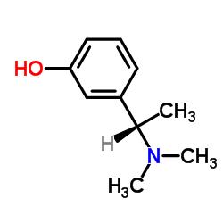 3-[(1S)-1-(dimethylamino)ethyl]phenol