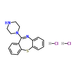 11-(1-Piperazinyl)-Dibenzo[b,f][1,4]Thiazepine Dihydrochloride