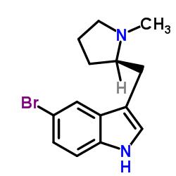 (R)-5-Bromo-3-[(1-methyl-2-pyrrolidinyl)methyl]-1H-indole