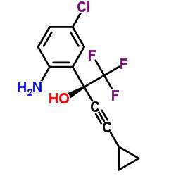 (S)-1-(2-アミノ-5-クロロフェニル)-1-(トリフルオロメチル)-3-シクロプロピル-2-プロピン-1-オール