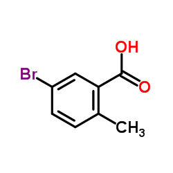 5-Bromo-2-methylbenzoic acid