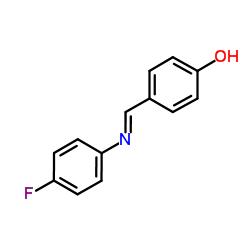 4-[(4-fluoroanilino)methylidene]cyclohexa-2,5-dien-1-one