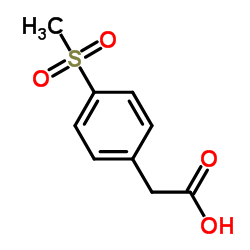 4-(Methylsulfonyl)phenylacetic acid
