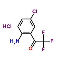 4-Chloro-2-(trifluoroacetyl)aniline hydrochloride