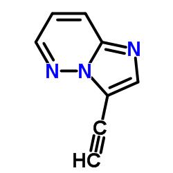 3-エチニルイミダゾ[1,2-b]ピリダジン