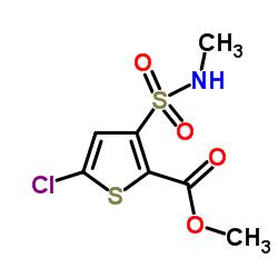 5-クロロ-3-(メチルスルファモイル)チオフェン-2-カルボン酸メチル