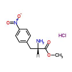 L-4-Nitrophenylalanine methyl ester hydrochloride
