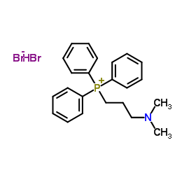 [3-(Dimethylamino)propyl]triphenylphosphonium bromide hydrobromide
