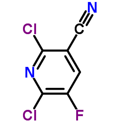 2,6-ジクロロ-5-フルオロ-3-ピリジンカルボニトリル